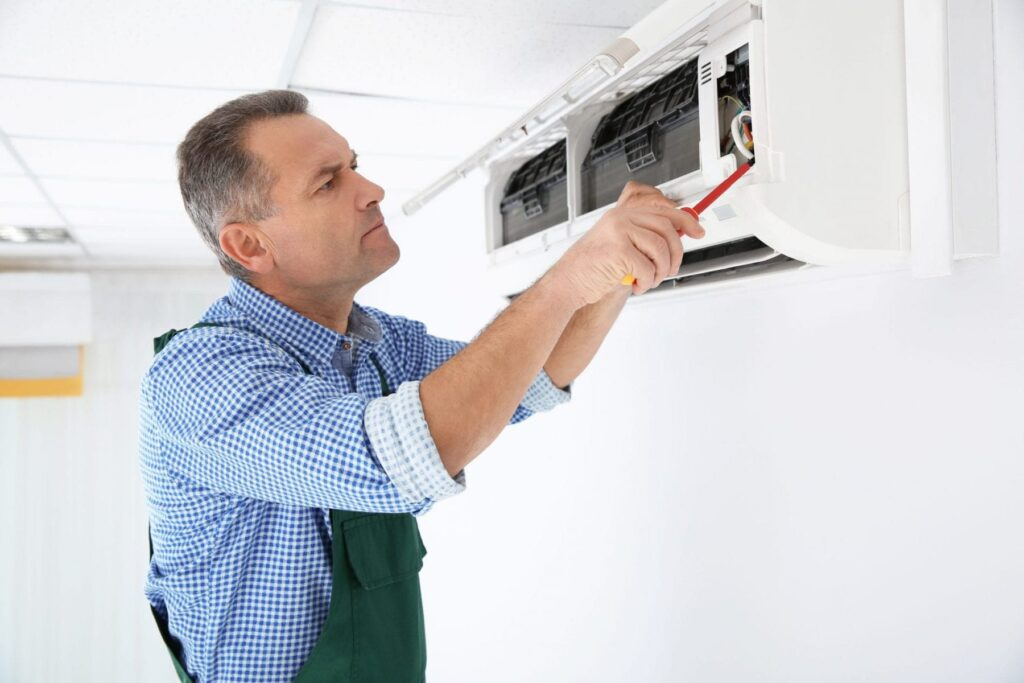 Ductless Air Conditioning Repair Monument Co Ac Services